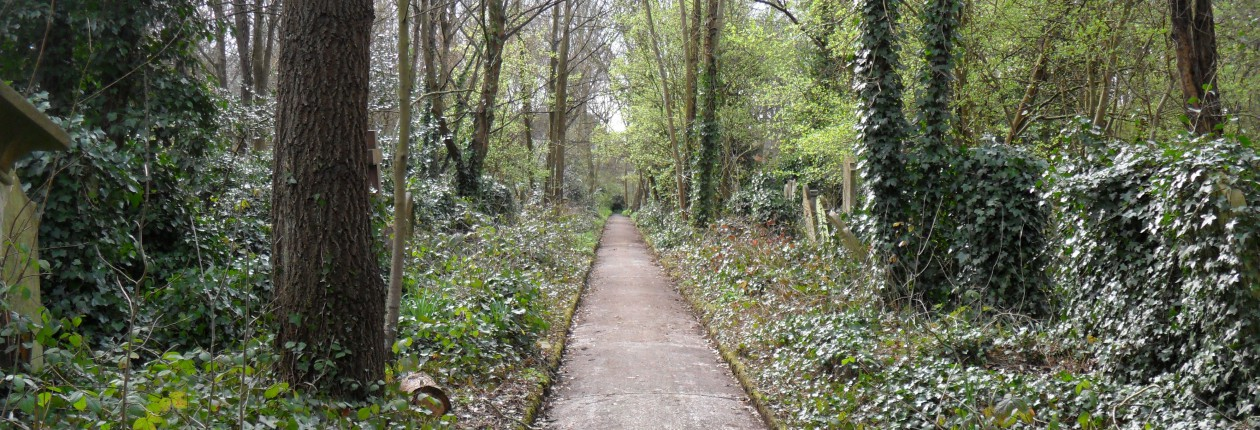 Abney Rambles – Audio Walks in Abney Park Cemetery