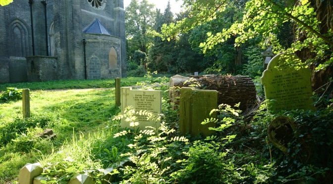 Afternoon in Abney Park Cemetery: Tea, Cake & Audio Walks