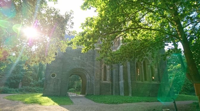 Abney Park gets crucial Heritage Lottery Fund backing!
