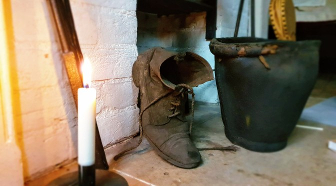 Witch Wheels & Old Shoes: Home Protection Folklore Practices