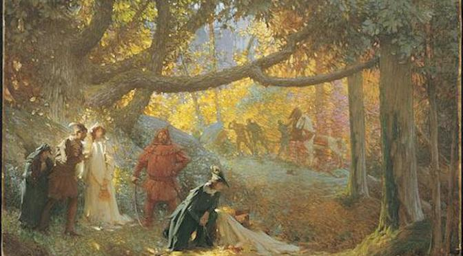 An Outlaw Hero for Every Age: The Enduring Legend of Robin Hood