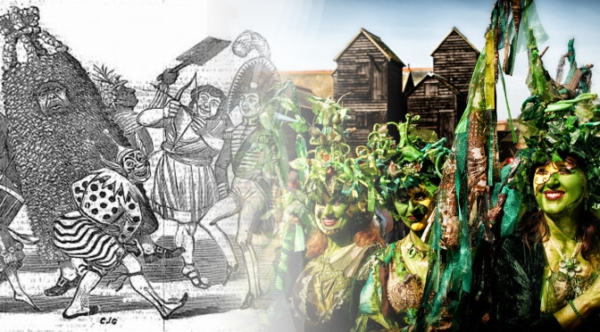Of Churches & Liquor: Green Man, Jack-in-the-Green & the Revels of May