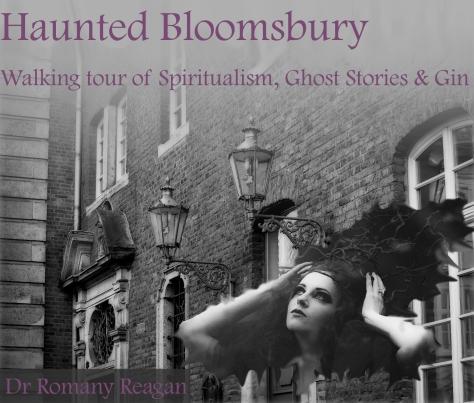 Haunted Bloomsbury Walking Tour image
