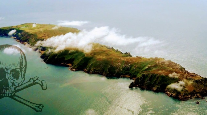 Pirates, Smugglers, Treason & a Fake King: The Scandalous History of Lundy Island