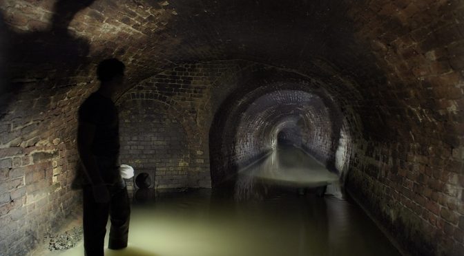 London's Buried Rivers: The Hackney Brook in Stoke Newington & Other Ghosts from London Below