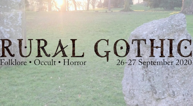 Virtual Talk: Hail the Highgate Vampire! Goth kids, Cemeteries & the Search for the Secular Sublime'